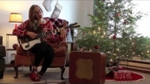 Video: Willow Stephens – White Christmas (Cover)